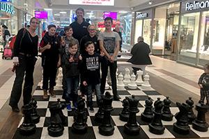 Faszination Schach — Schachtage im City-Center Köln