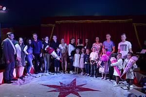 Sommerfest unter dem Motto 250 Jahre Circus