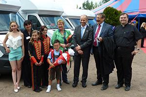 20 Jahre Schule für Circuskinder